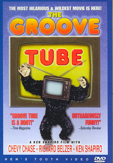 GROOVE TUBE BY CHASE,CHEVY (DVD)